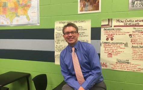 10 things students don't know about their teachers: Brian Arner