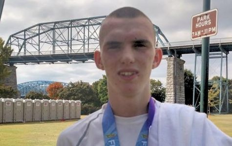 Caleb Traxler reflects on 7 Bridges Marathon