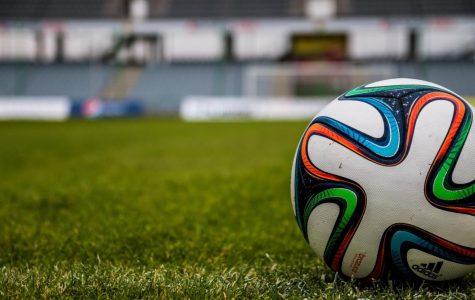 CAYA boys' soccer continues to play hard
