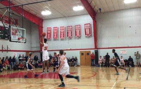 CAYA basketball teams begin a successful season at Jamboree