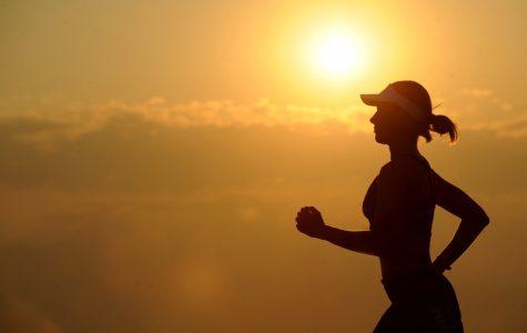Happy Little Life: Go for a run