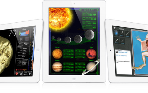 CA Students View iPads as a Betterment for Academic Life