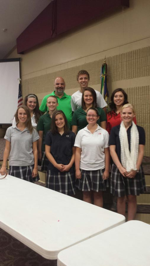 CA Students Worship with OAKS Students