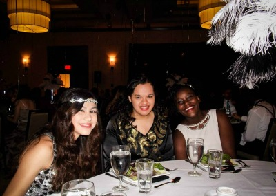 Great Gatsby-themed Banquet Proves a Great Success