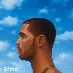 cover art from Drake's Nothing Was the Same