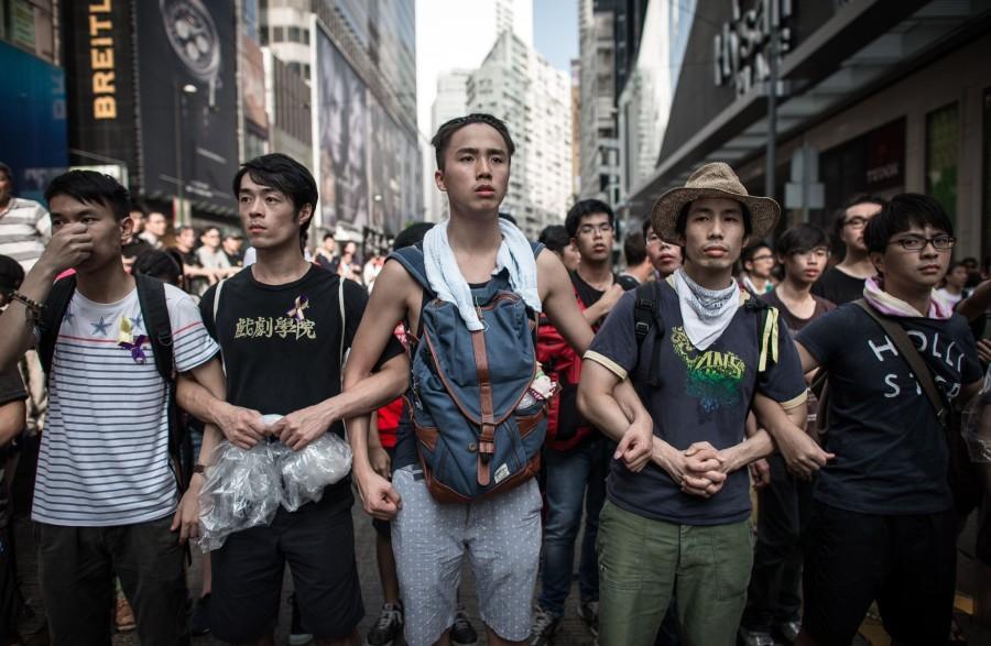 Hong+Kong%3A+The+Umbrella+Revolution