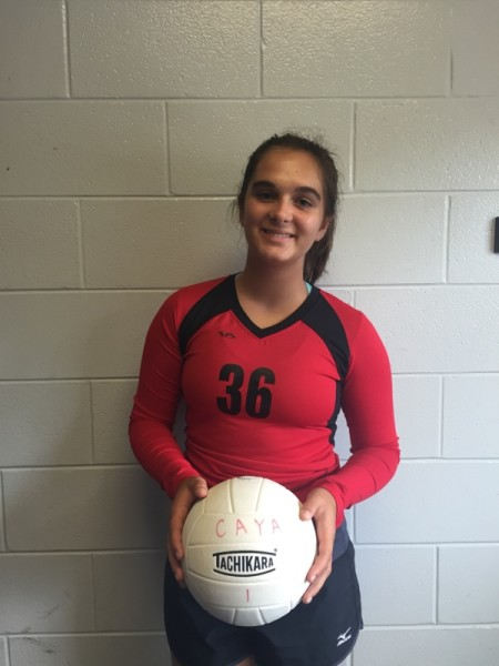 Ashlyn Volleyball