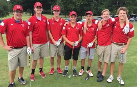 CA Golf Team Looks to Rebound