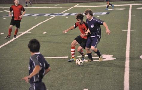 CAYA's Soccer Team: Smashing it