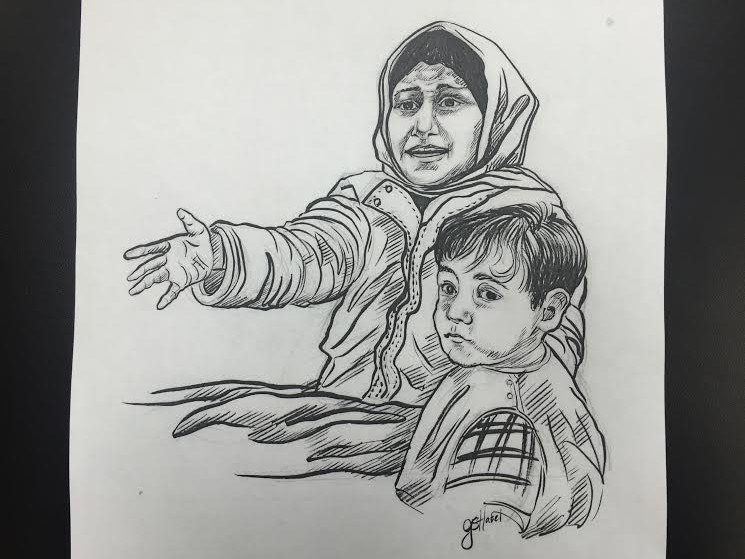 Behind the Syrian Refugee Crisis