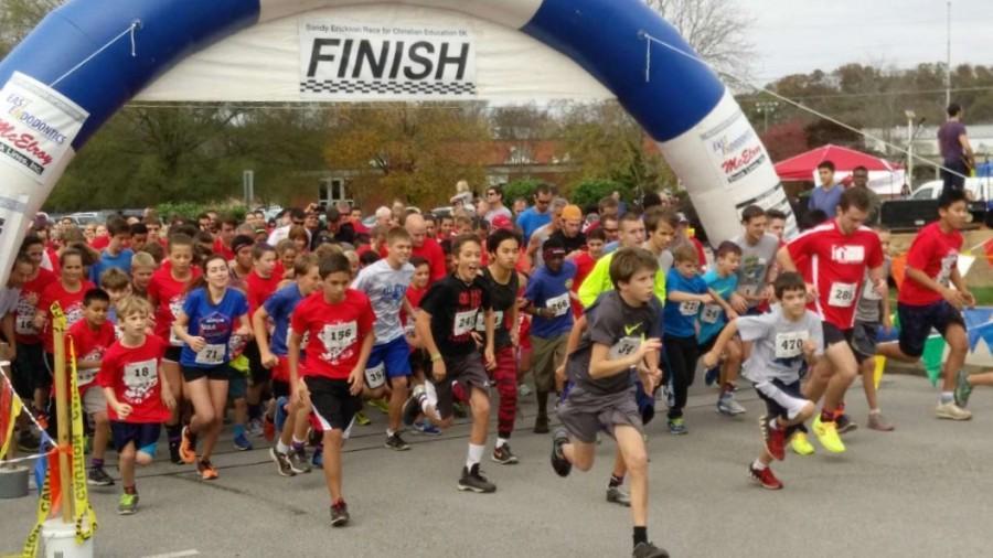 Community supports 4th annual Sandy Erickson 5K