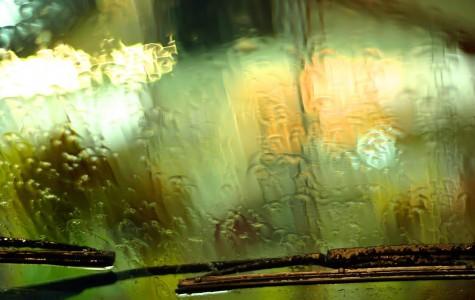 Now suddenly, this rain
