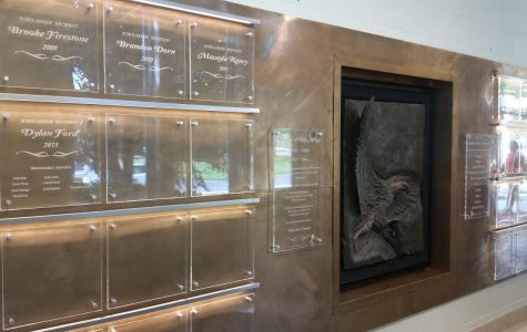New Billy McKee Award plaque honors winners