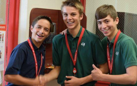 Freshmen class officer candidates' mission statements