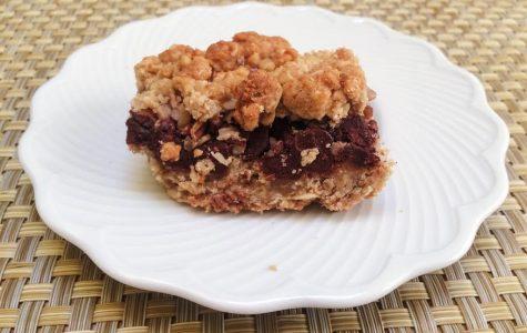 Echolier Eats: Mrs. Marquez's Oatmeal Carmelitas