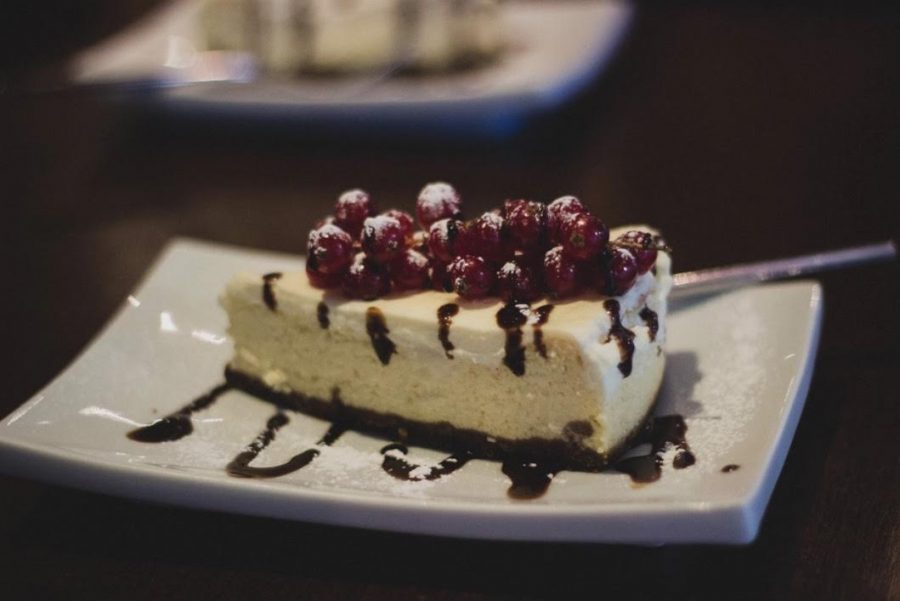 Echolier Eats: Miss Conerly's Chocolate Chip Cheesecake