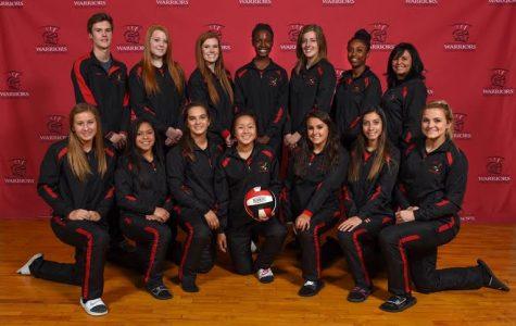 CAYA varsity volleyball team wins Union tournament