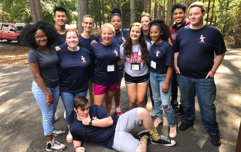 Students share experiences from Leadership Conference