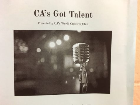 Come and see . . . CA's Got Talent!