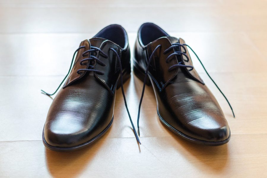 CAMS spreads love through donating dress shoes