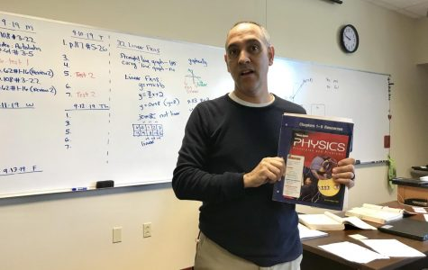 10 Things Students Don't Know About Their Teachers: Mr. Sinigaglio