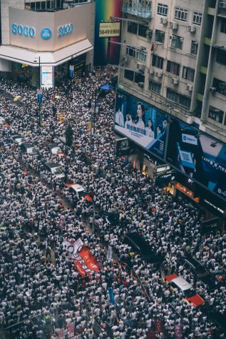 Photo and Caption by Joseph Chan via Unsplash: More than 1 million marched in protest against controversial extradition bill, 09/06/2019