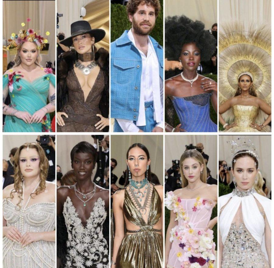 Top 10 MET Gala Looks